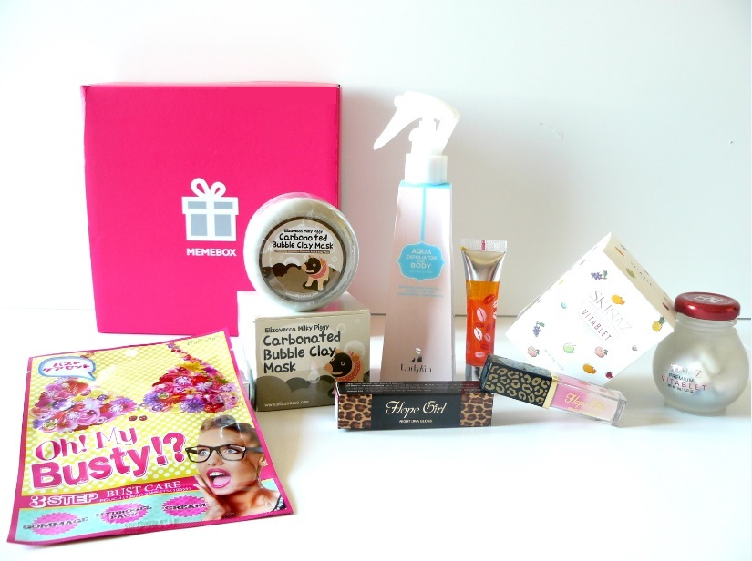 decouverte-memebox-box-beaute-mamzelle-chahi-presentation