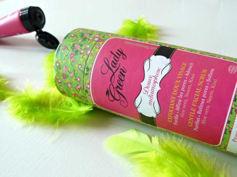lady-green-douce-metamorphose-revue-mamzelle-chahi