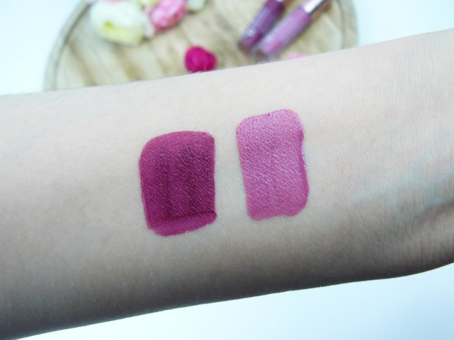 Swatch Soft & Matte Cookies Makeup
